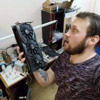 Ремонт видеокарты в Ижевске